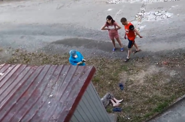 В Тюмени пациент тубдиспансера погиб при попытке побега