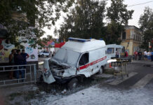 В Тамбовской области в ДТП со «скорой» погибла фельдшер