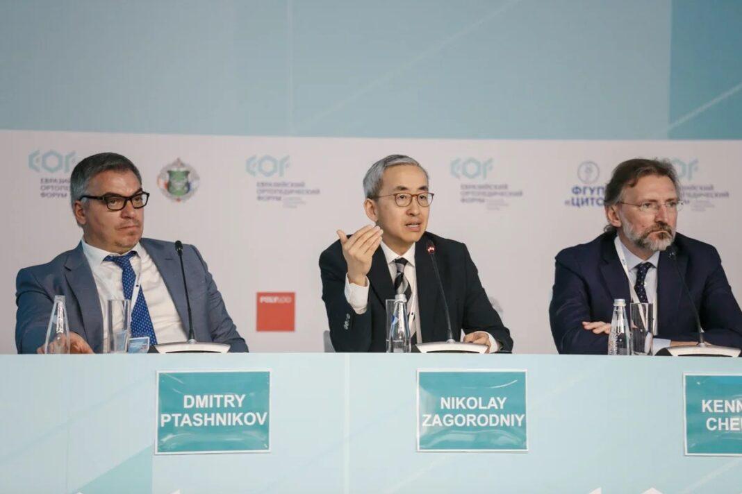 ЕОФ: Лечение позвоночника в странах БРИКС станет доступнее