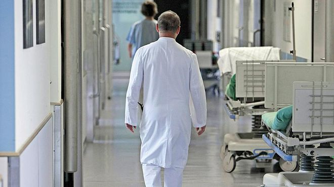 Дефицит врачей