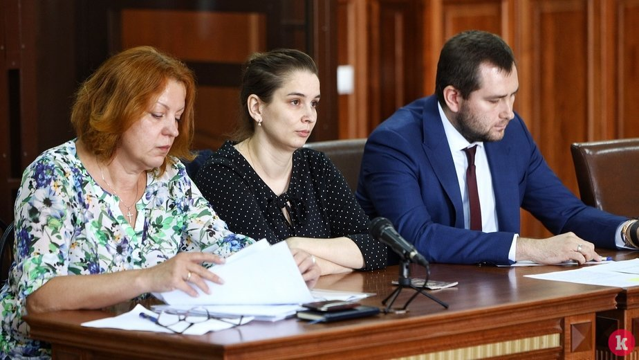 """Убийства не совершала"": реаниматолог Элина Сушкевич выступила на суде"