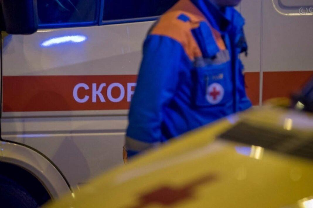В Томске напали на скорую помощь после смерти родственника
