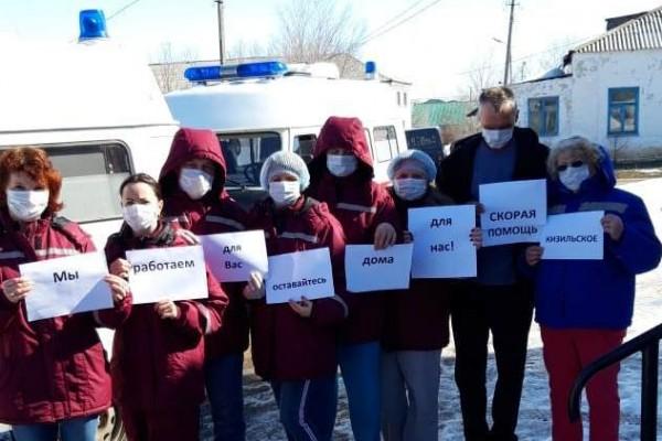 Кизильскую СМП закрыли: два сотрудника госпитализированы, остальные – на самоизоляции