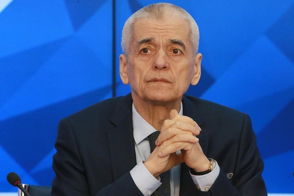 «Глаз замылился»: Онищенко призвал не возбуждать дело против Санниковой