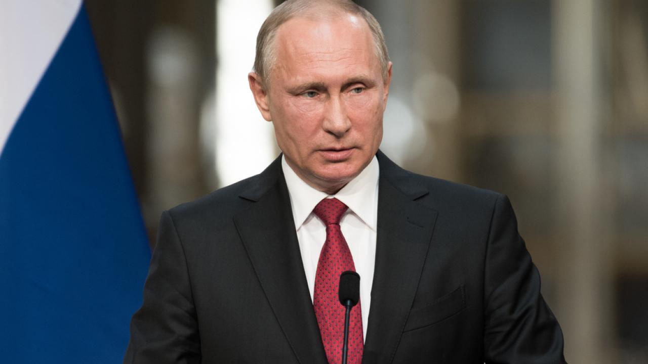 Путин: Полностью отгородить Россию от инфекции невозможно