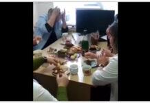 В КБР уволили врачей после видео с «застольем» и косметикой