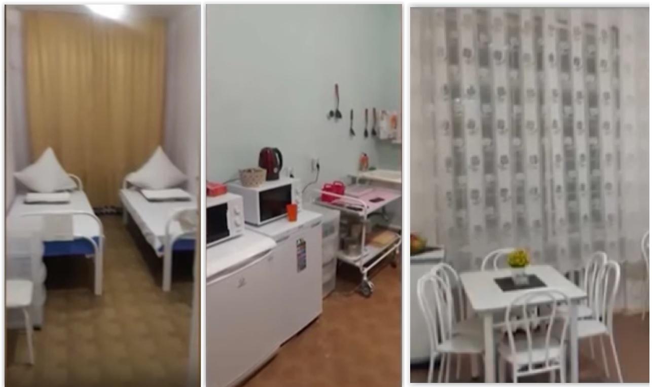 В Красноярске 85 сотрудников БСМП живут на работе из-за коронавируса