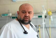 Проценко – о коронавирусе: С чего вы решили, что я инфицировался в больнице?