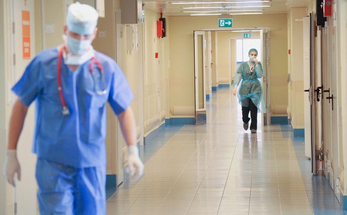 Врачей освободили от налогов с доплат за борьбу с коронавирусом