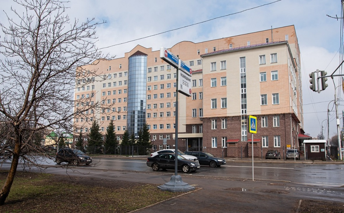 Медработники больницы Куватова уходят на самоизоляцию после карантина