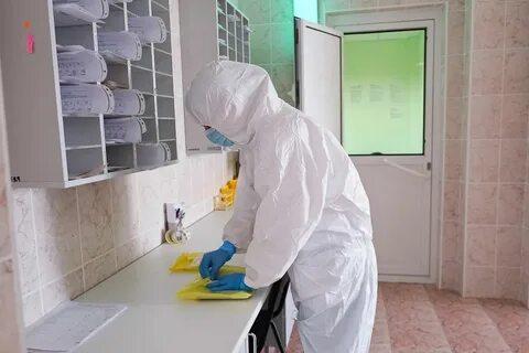 Инфекционную больницу закрыли на карантин из-за подозрения коронавируса у врачей