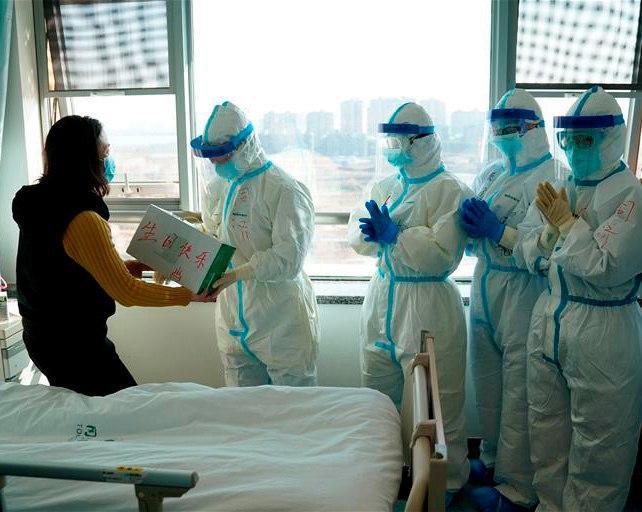 Советы по дезинфекции помещений при борьбе с COVID-19
