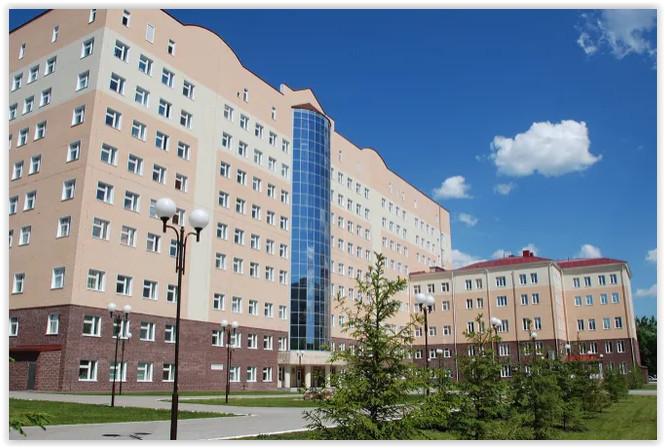 В Уфе закрыли на карантин больницу с 600 пациентами и 100 медработниками
