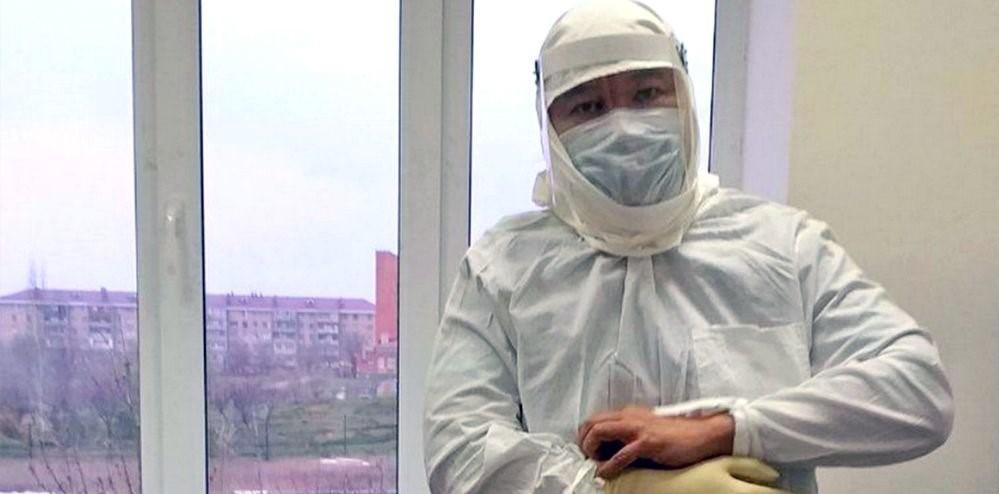 «Я не чувствовал запах хлеба»: Врач – о своём тяжёлом течении коронавируса