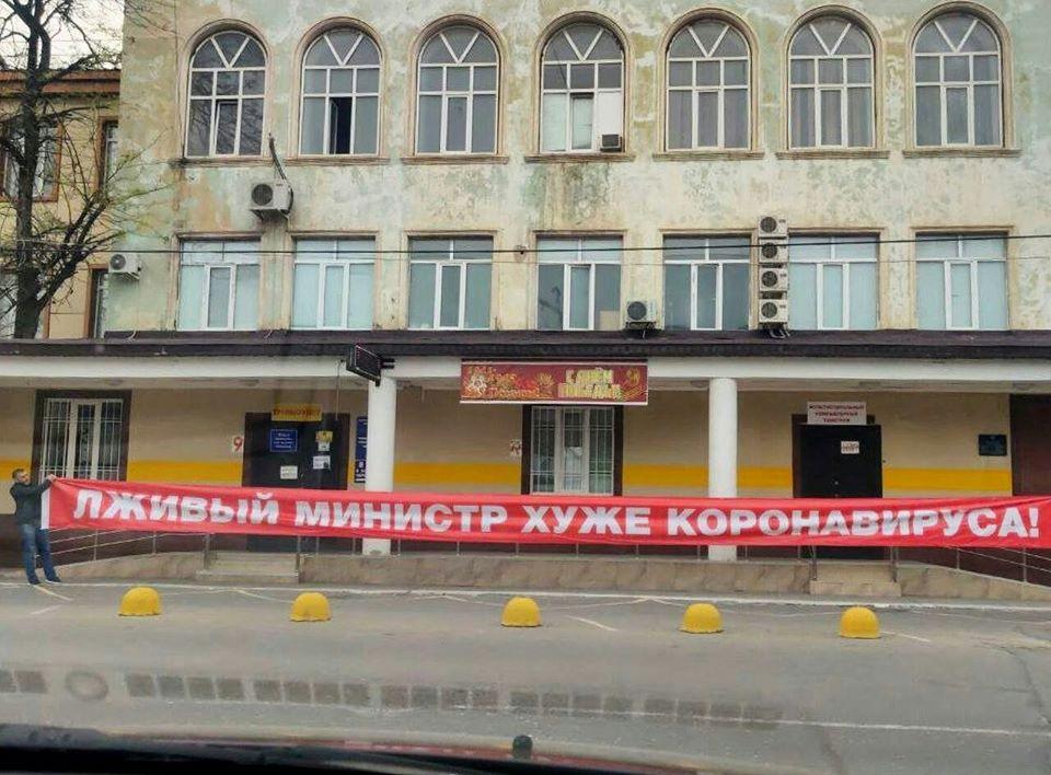 В Дагестане врач призвал наказать виновных в смерти медработников от коронавируса