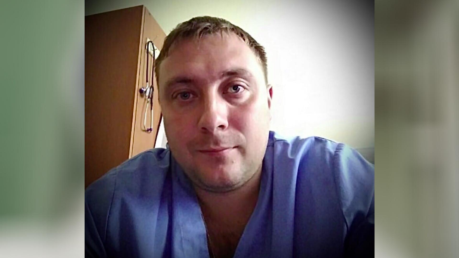 В Подмосковье от коронавируса умер 34-летний хирург