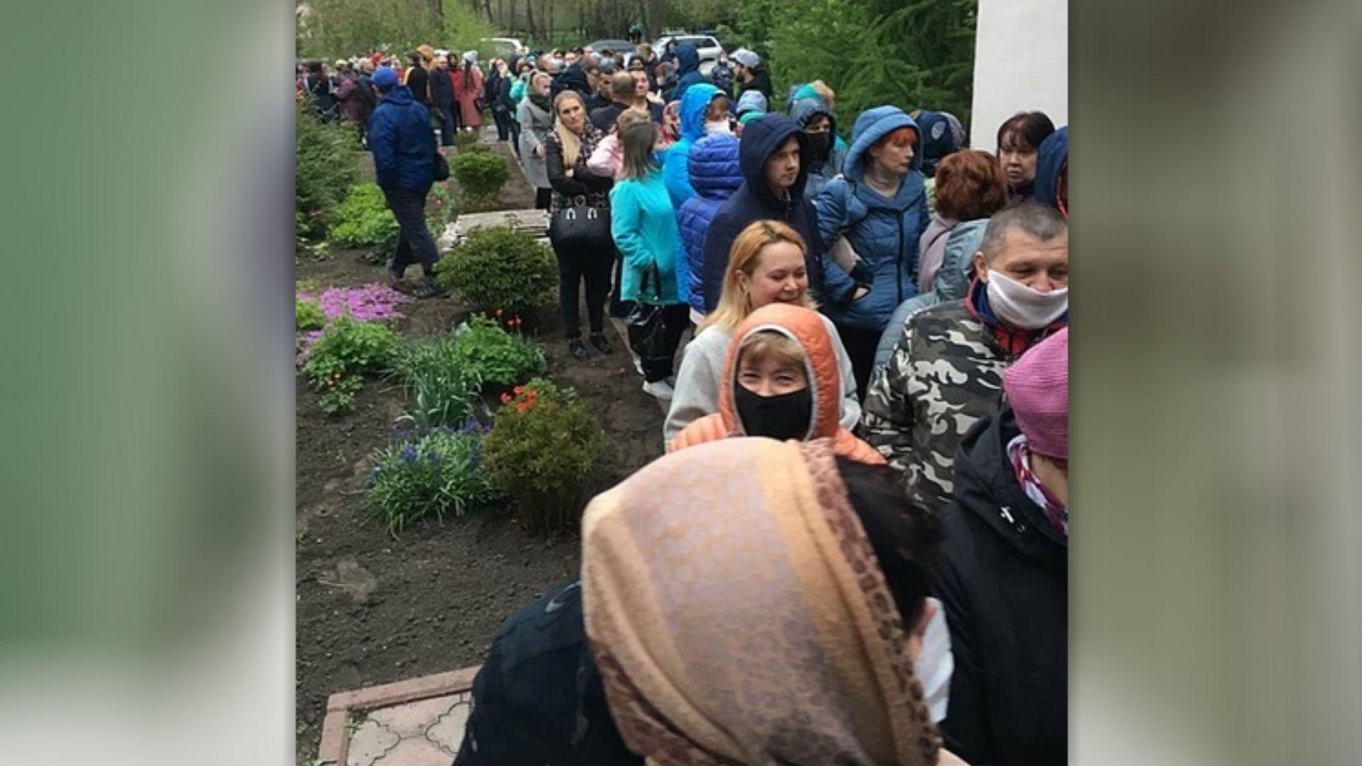 Омского главврача уволили после вспышки COVID в больнице