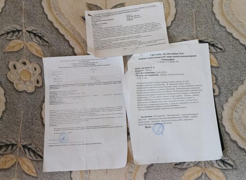 В Саранске медсестру с температурой и кашлем заставили работать в «красной зоне»