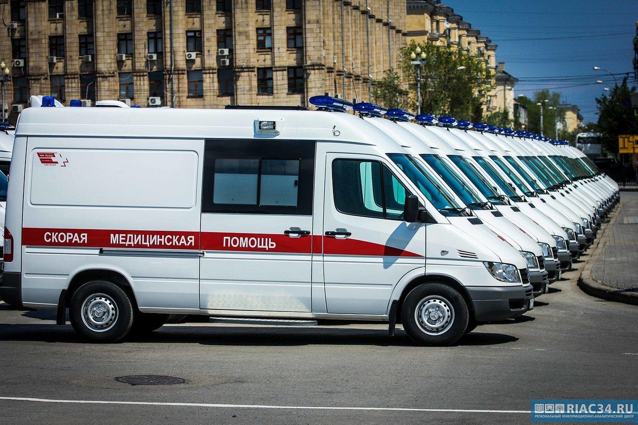 Счетная палата предложила обновить машины скорой помощи по нацпроектам