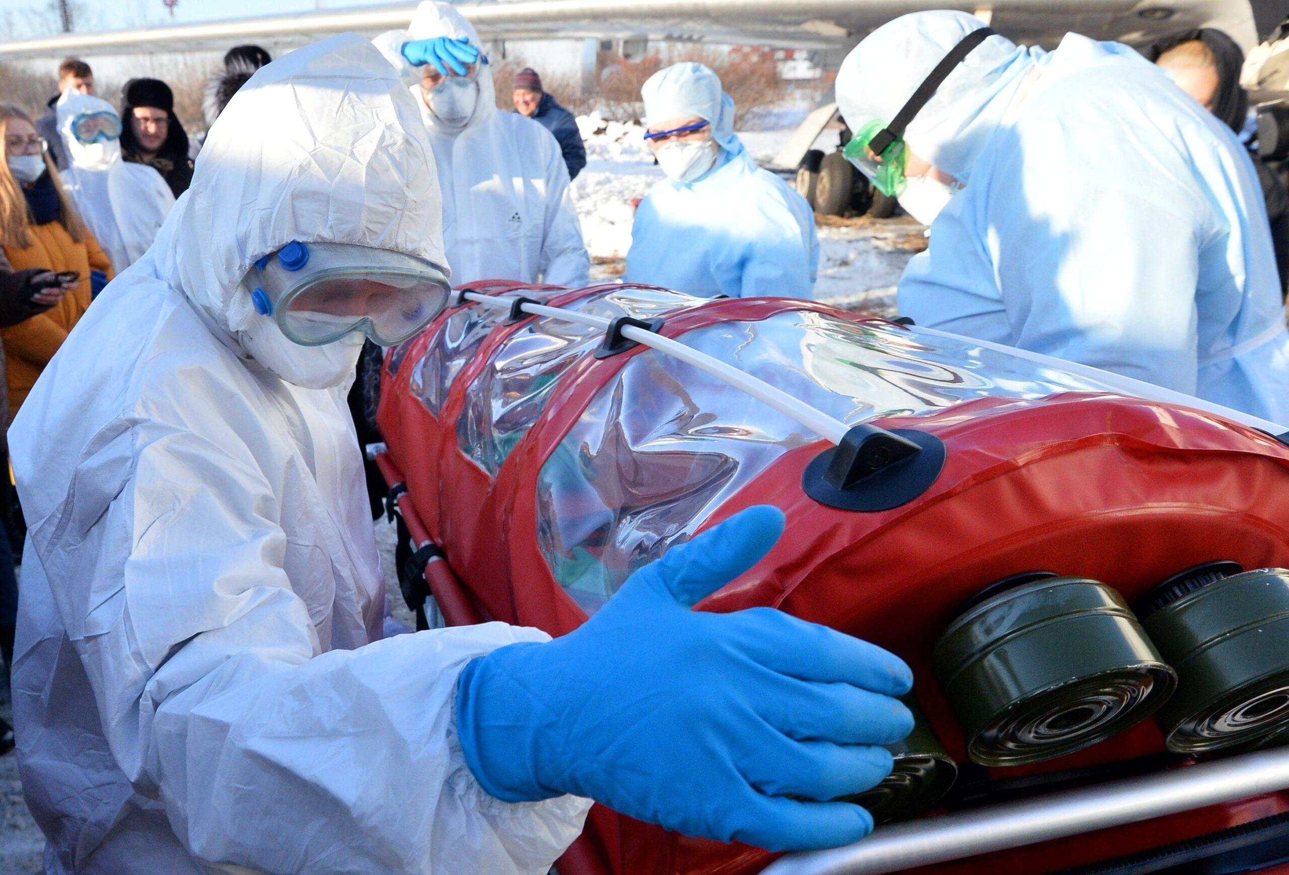 «Коронавирус перевернул все представления медработников об инфекционных болезнях»