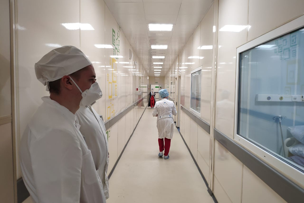 Генпрокуратура добилась перечисления врачам свыше 180 млн рублей ковидных выплат