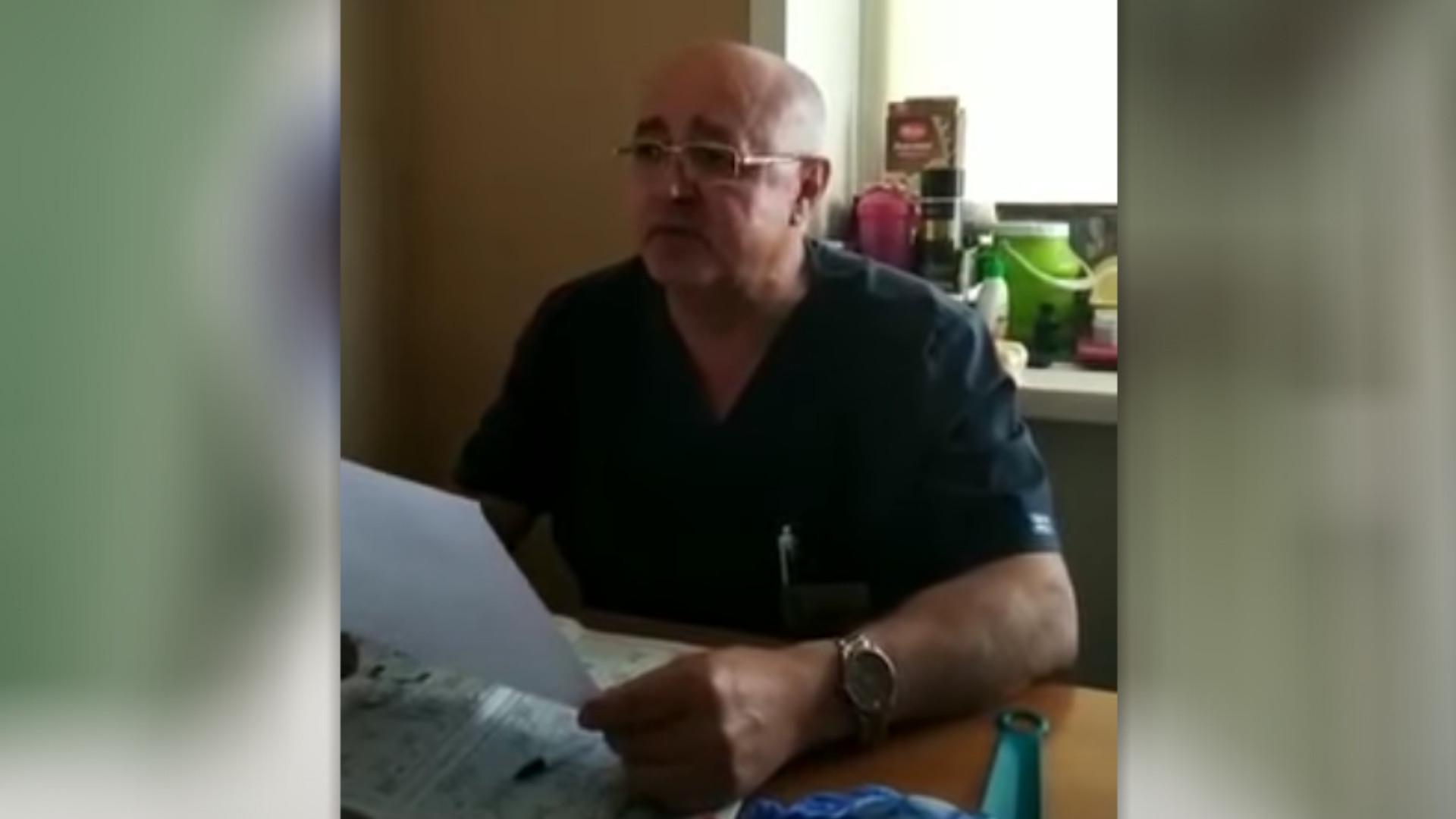 Алтайский травматолог извинился за свою «безграмотность»