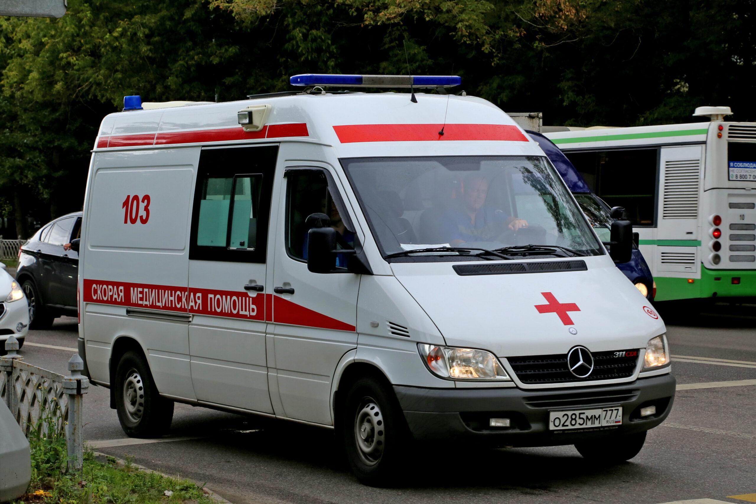 В Архангельске напали с пистолетом на фельдшера скорой помощи