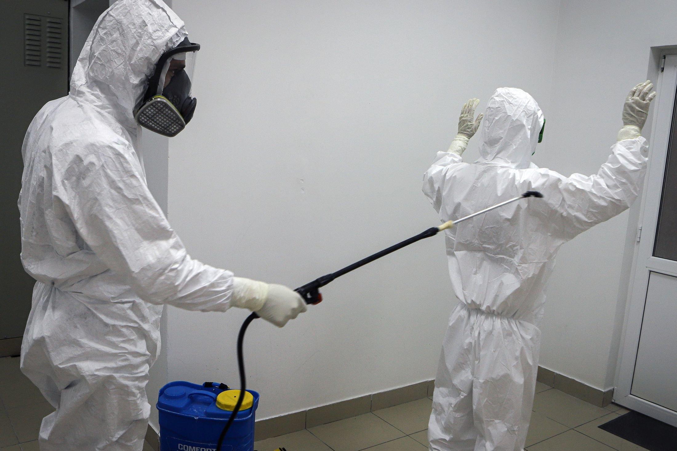 Начальство Покровской больницы накажут за вспышку коронавируса