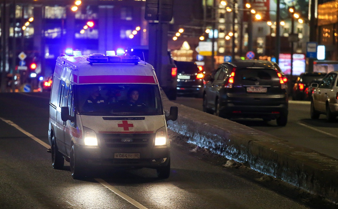 Полиция задержала архангельца, угрожавшего ножом врачам «скорой»