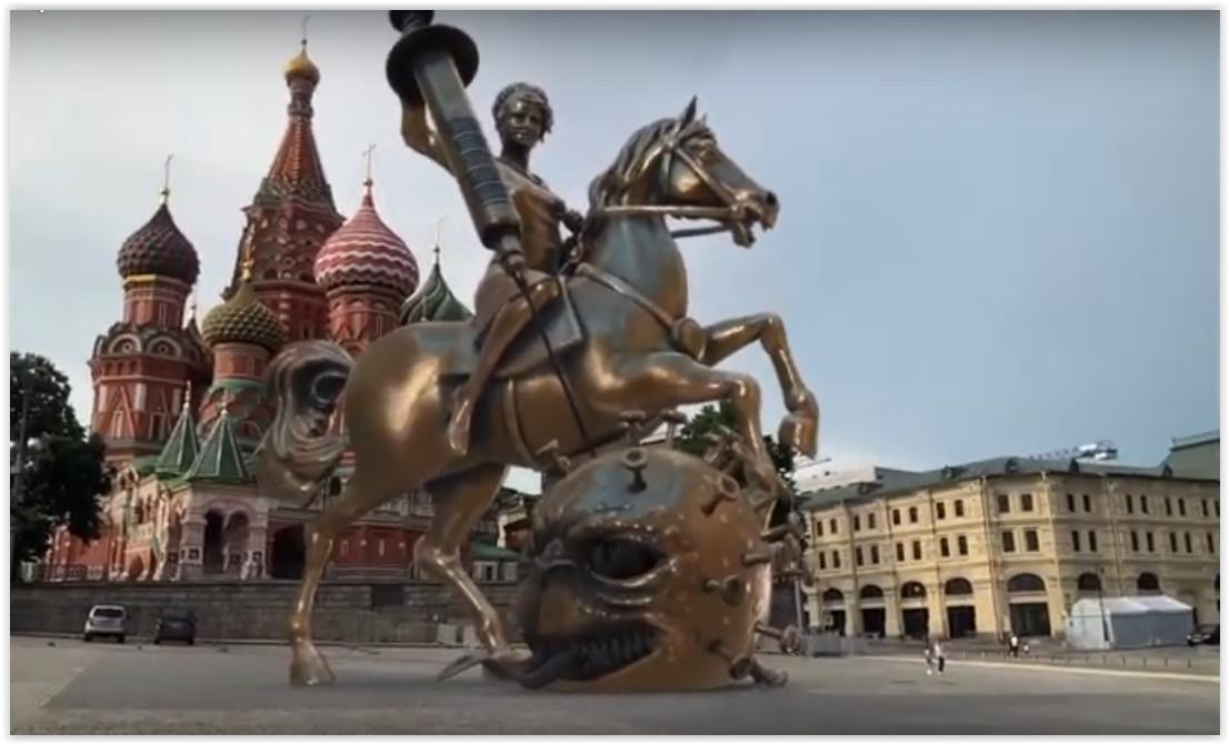 В Москве создали виртуальный памятник в честь российских врачей
