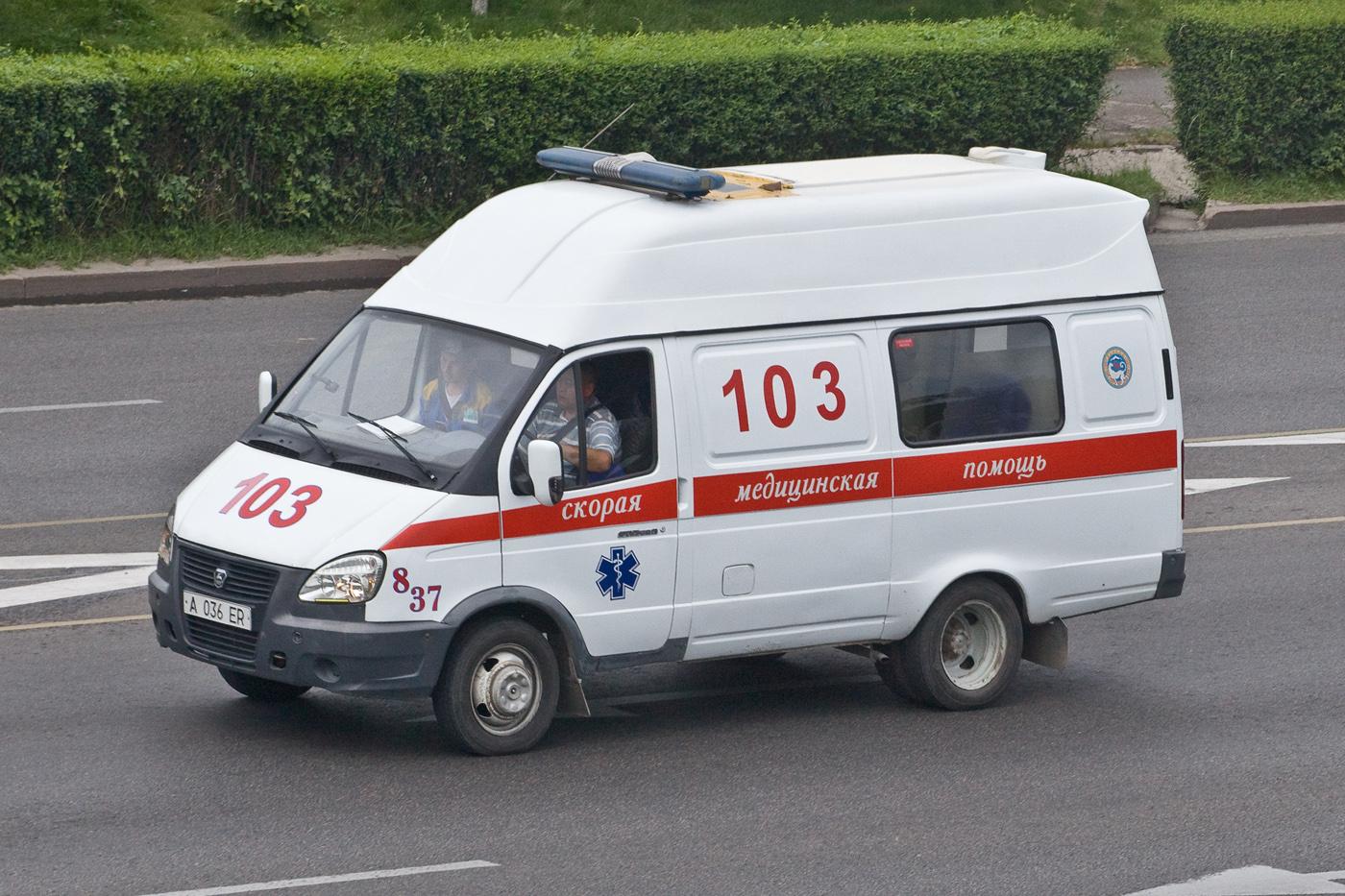 Родственник пациента напал на медсестру скорой помощи