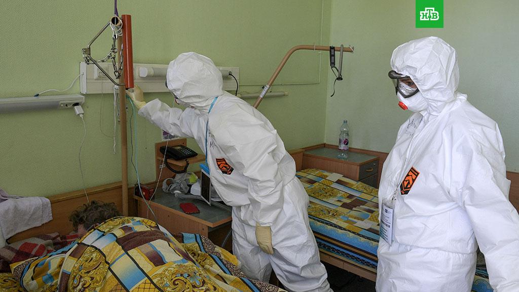 30% инфекционного коечного фонда РФ развернуто в университетских клиниках