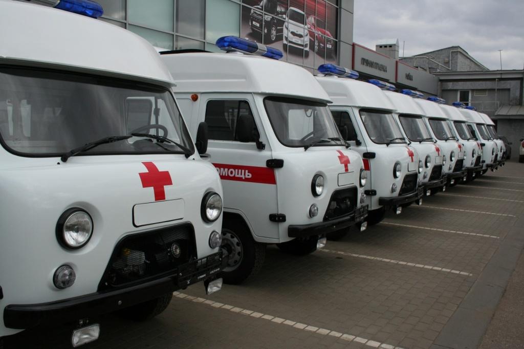 В Мурманске усилили работу «скорой» из-за возросшей нагрузки