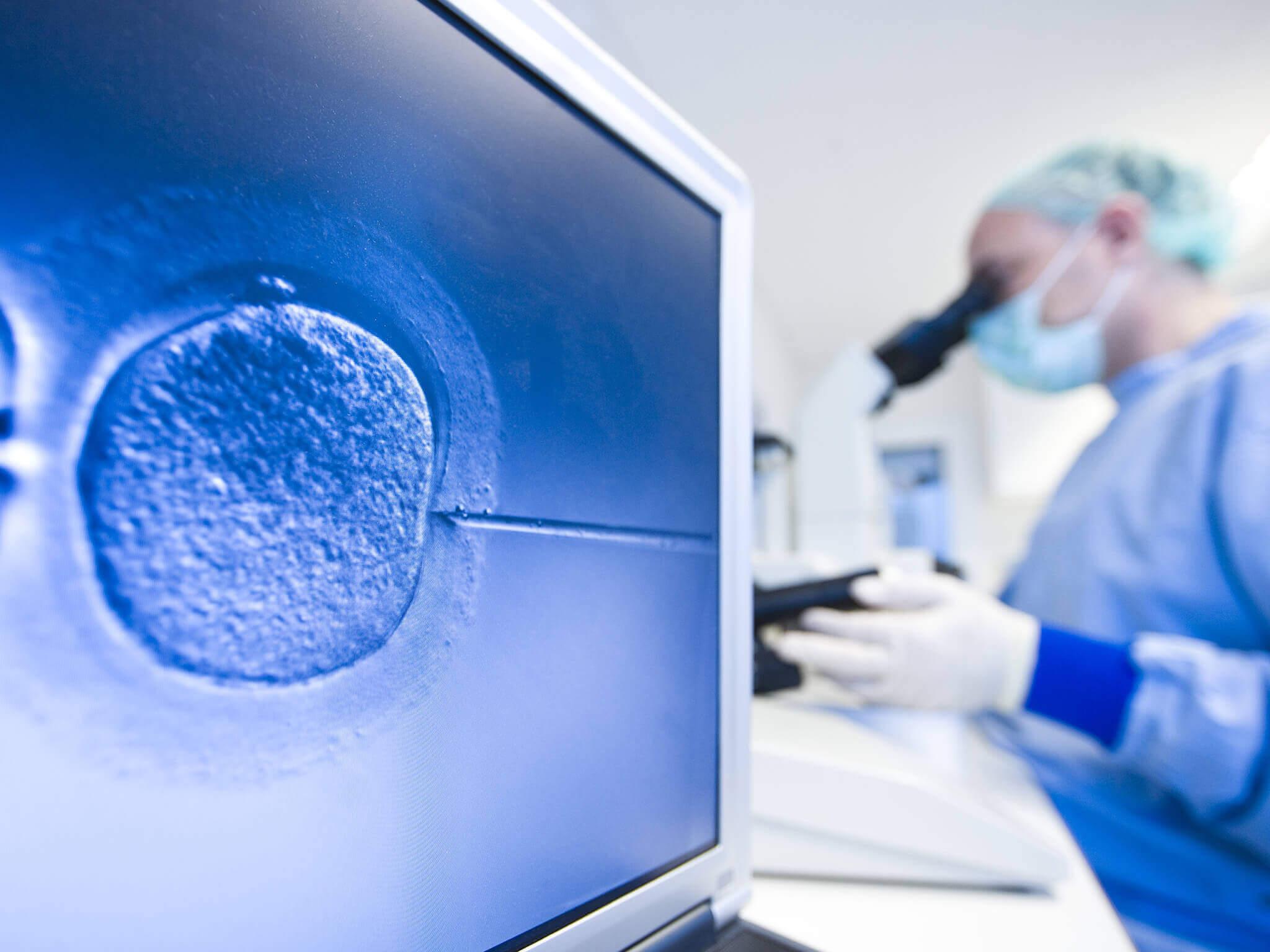Репродуктологи призвали взять на контроль передачу детей от суррогатных матерей