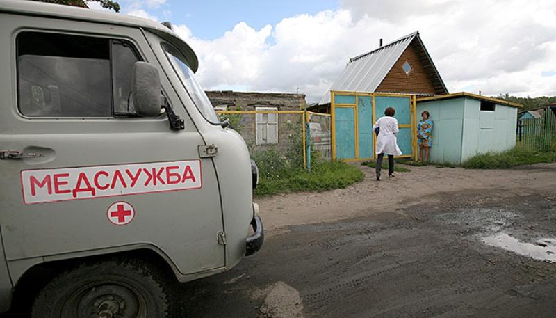 Количество медработников в селе сократилось за год на 5,6 тысячи человек