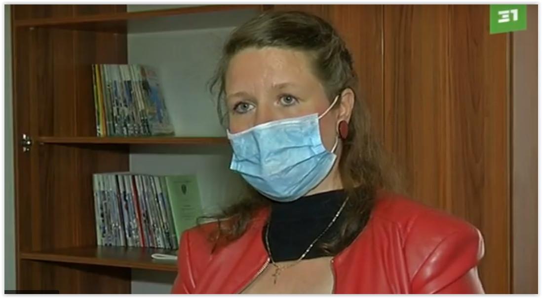 Врач скорой помощи пытается добиться компенсации за химические ожоги от хлорки