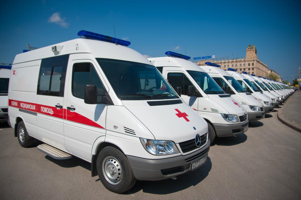 В Екатеринбурге планируют запустить 30 новых бригад «скорой»