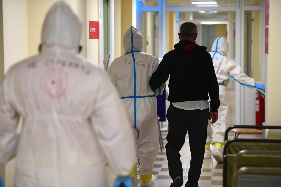 «На пике пандемии врачам не пришлось принимать кошмарные решения о том, кого будем, а кого – не будем спасать»