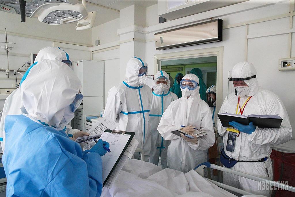 «Сегодня в России проводится политика непризнания пациентов больными коронавирусом»