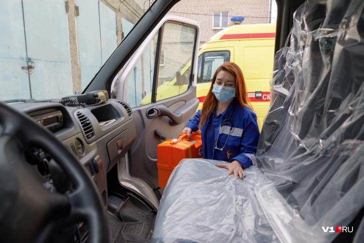 Волгоградскую «скорую» обязали отчитываться о потраченном времени на дорогу и пациентов