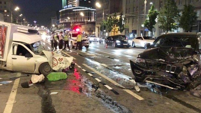 «Смерть Захарова в ДТП – позор медицины»: Врач «скорой» ответила на обвинения