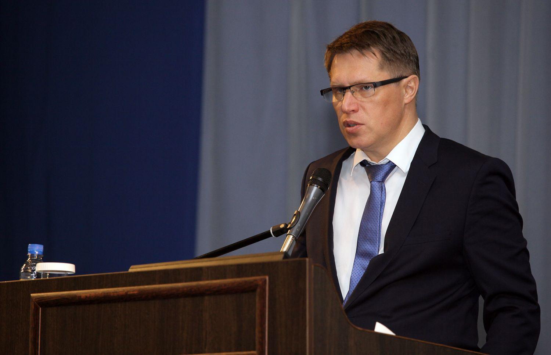 Мурашко: Россия демонстрирует впечатляющий темп снижения заболеваемости туберкулёзом