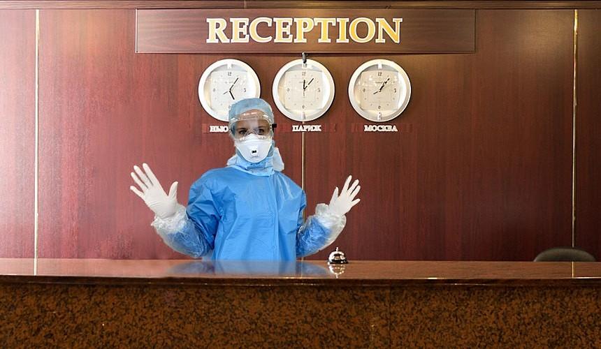 В России предполагают появление отелей для больных коронавирусом