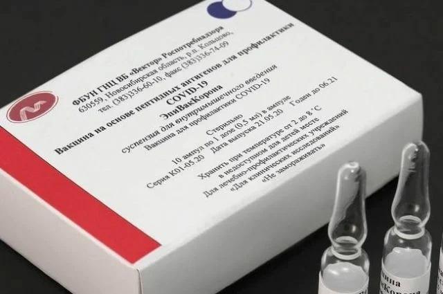 Путин объявил о регистрации второй вакцины от коронавируса в России