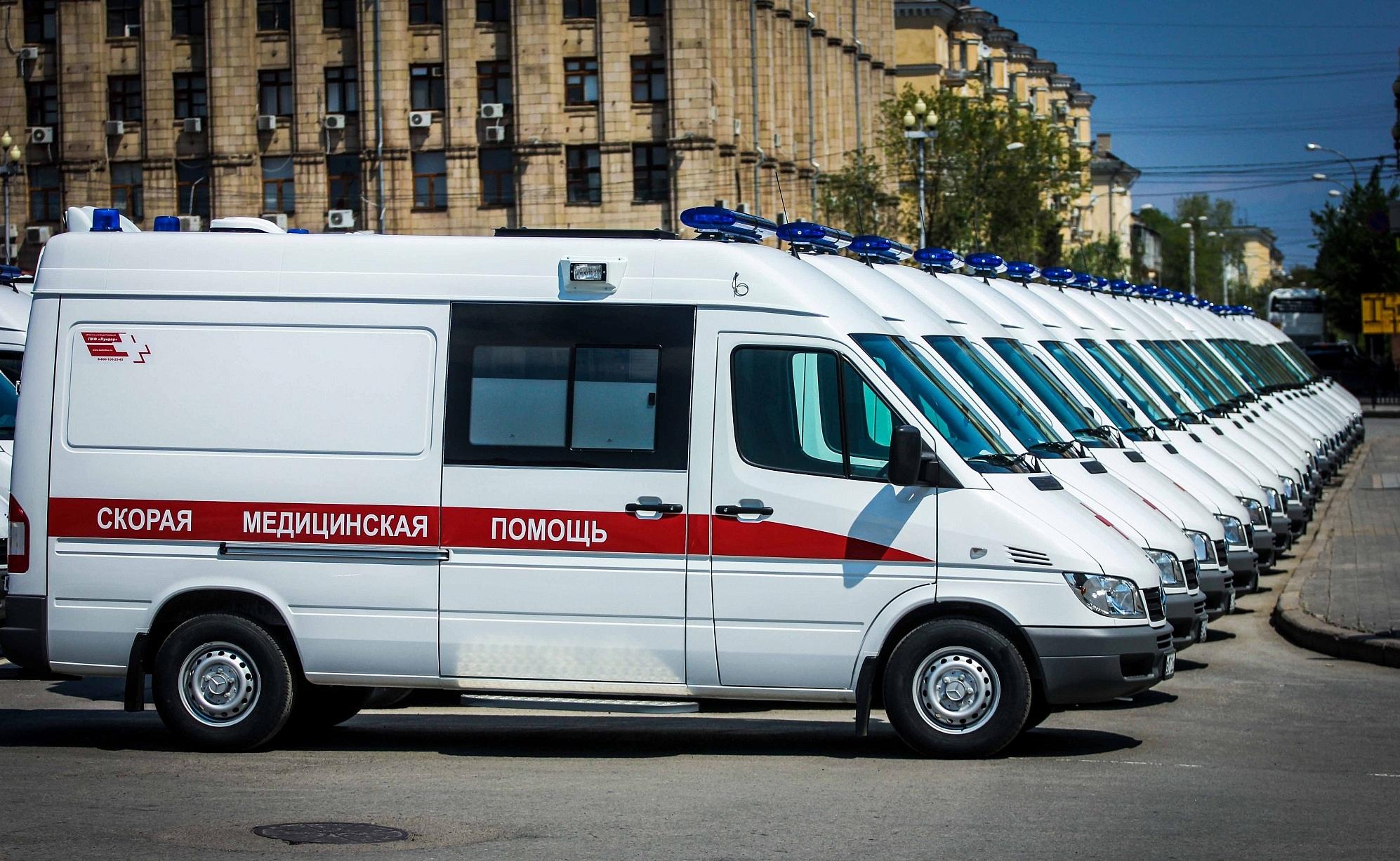 В Ангарске 40% сотрудников «скорой» находятся на больничном