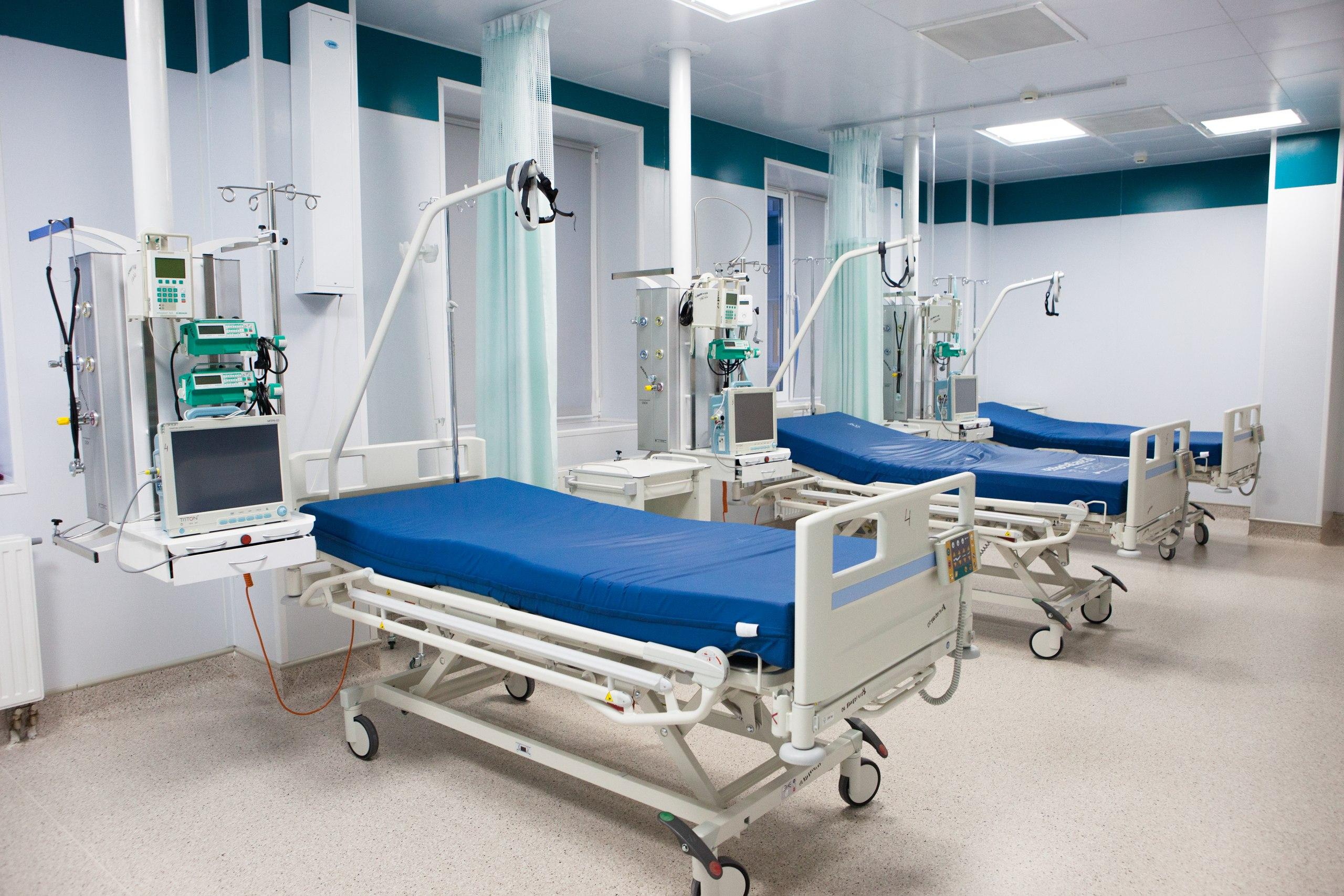 В Волгограде умер пациент с коронавирусом, выпавший из окна covid-госпиталя