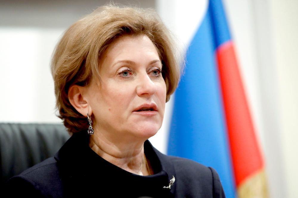 Попова пригрозила «другими мерами» при несоблюдении россиянами противоэпидемиологических требований
