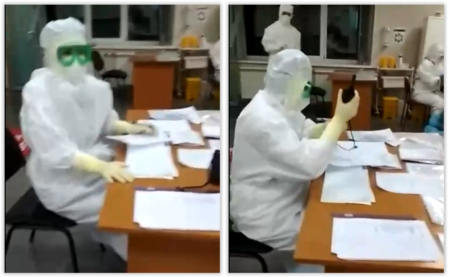 Во Владивостоке заражённой COVID отказали в госпитализации, Минздрав назвал отказ обоснованным