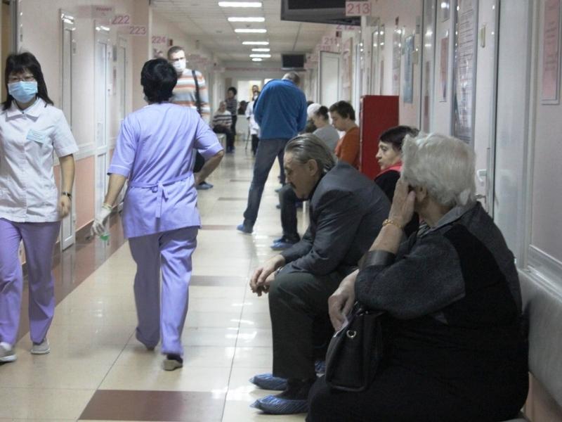 Хабаровский Минздрав призвал местных жителей подвозить врачей поликлиник на вызовы