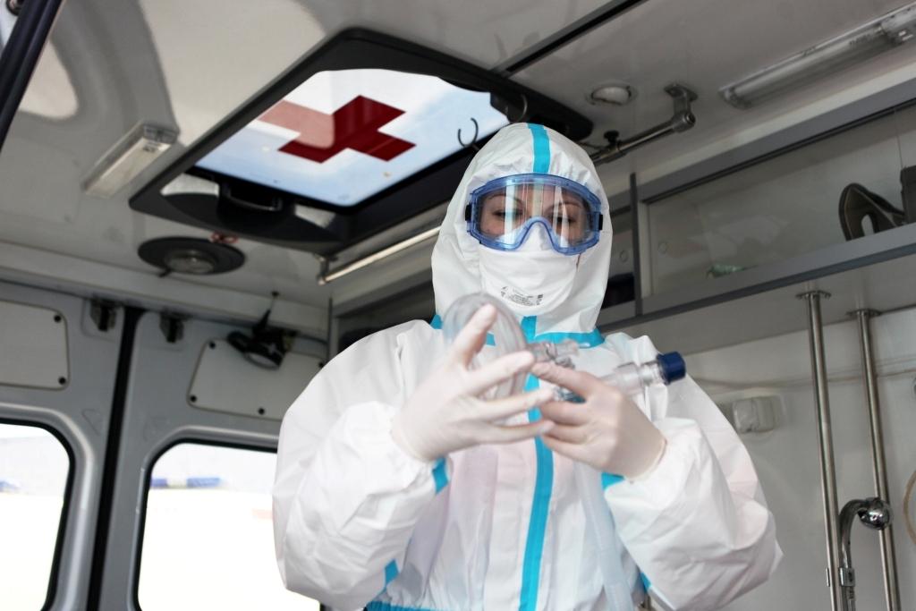 Челябинка обвинила врачей ковидного госпиталя в смерти отца